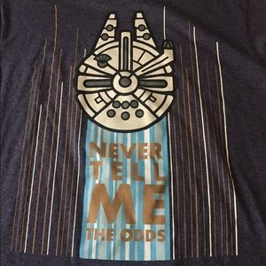 Star Wars edition COLUMBIA T-shirt